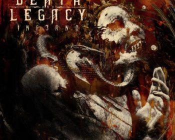Death & Legacy - portada INF3RNO