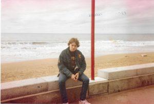 joven Puli en 1991
