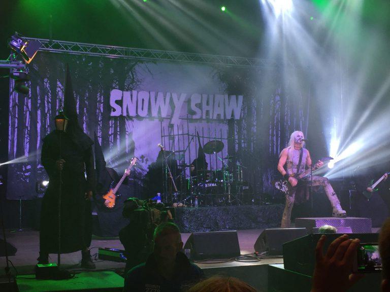 Snowy Shaw en Wacken 2016
