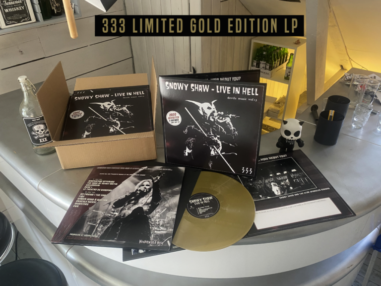 Live In Hell - limited edition