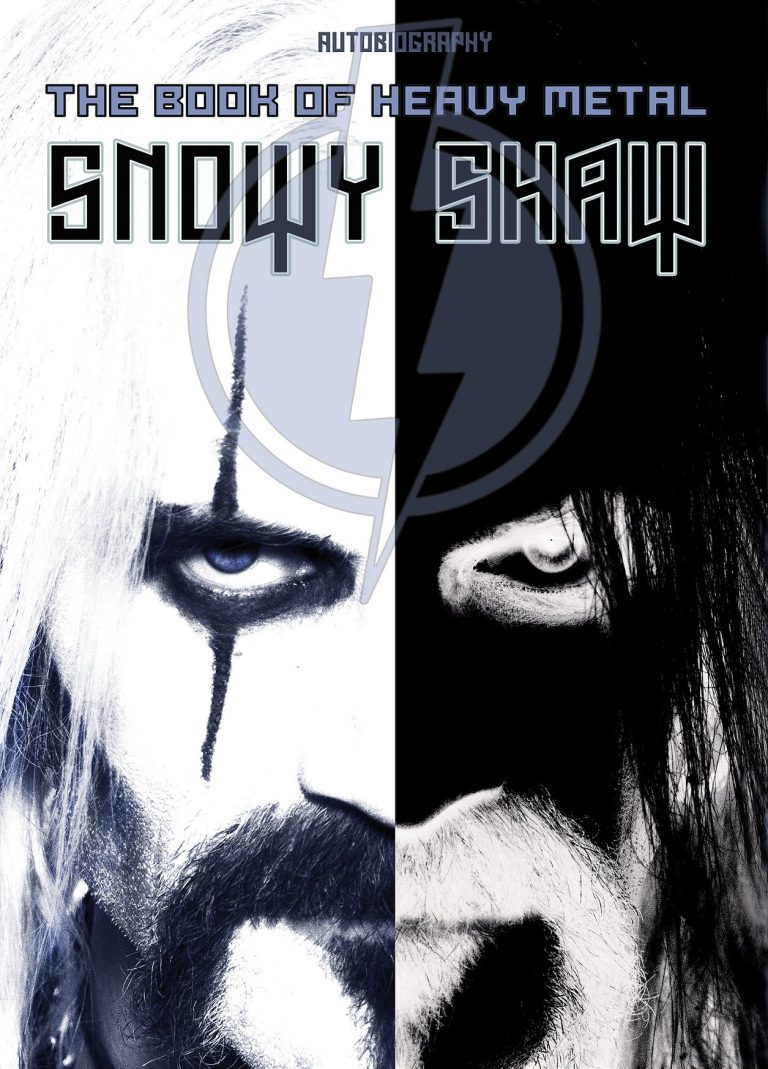 "Portada de ""The Book of Heavy Metal"""