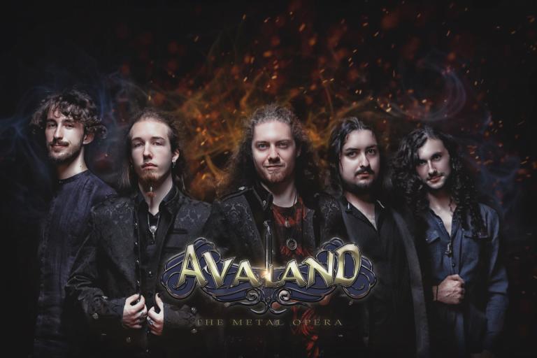 Avaland + Logo