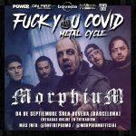Fuck You Covid (04-09-21) MorphiuM