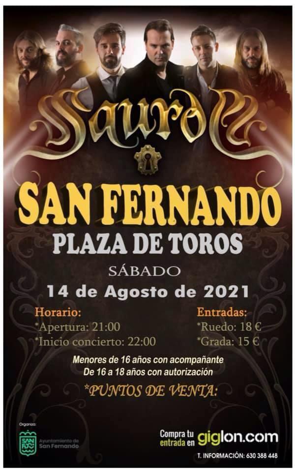 Sauron en San Fernando