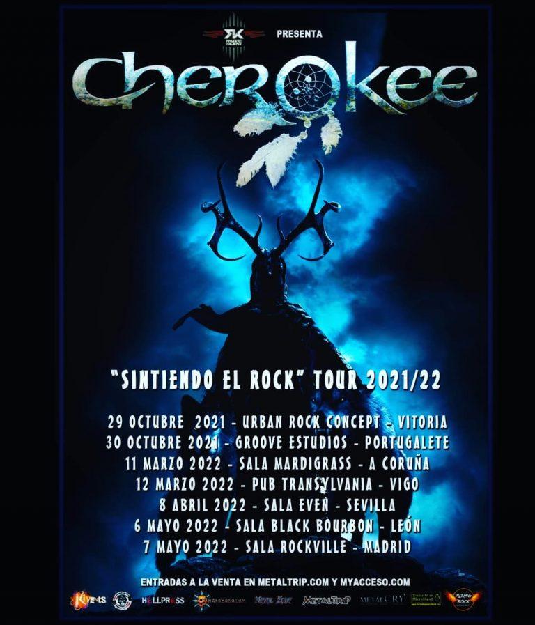 Cherokee gira