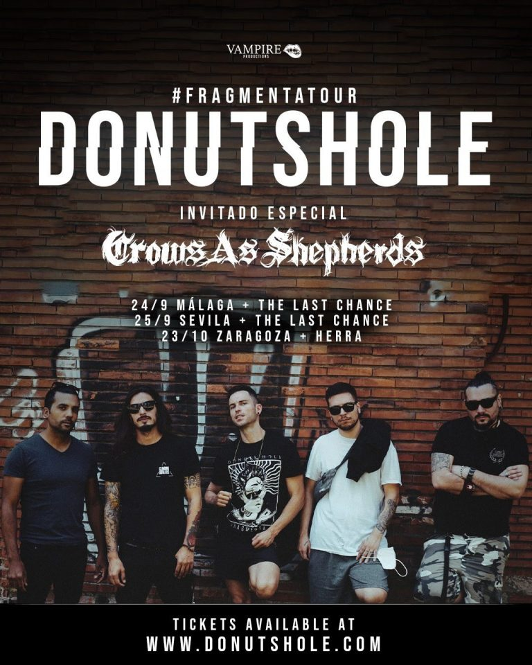 Donuts Hole gira