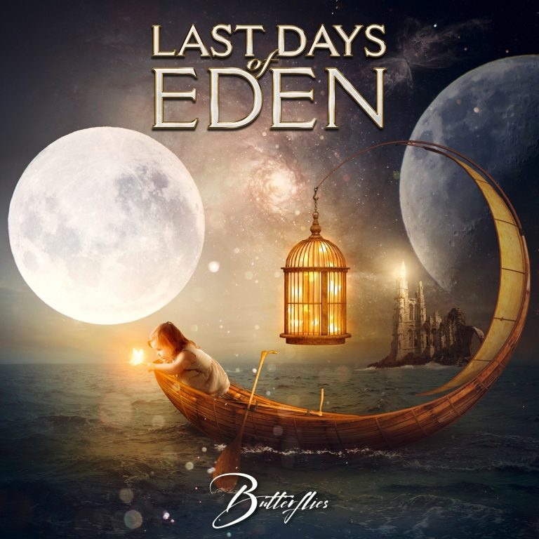 Last Days of Eden - Butterflies COVER